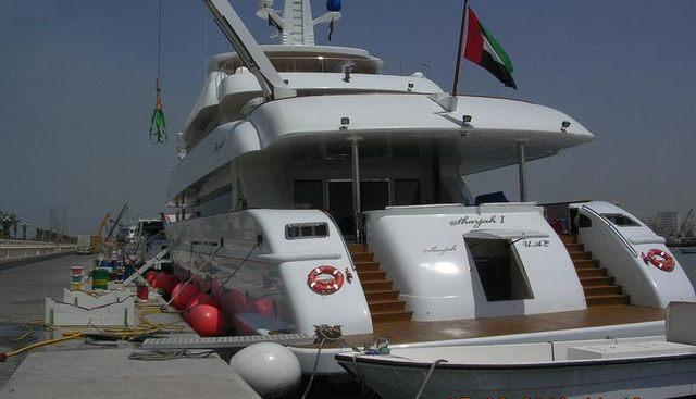 Sharjah 1 Charter Yacht - 4