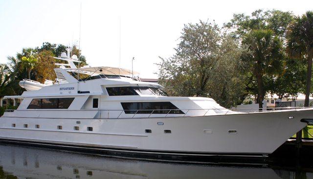Sweet Serenity II Charter Yacht