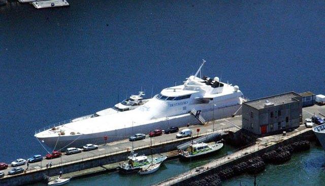 Destriero Charter Yacht - 2