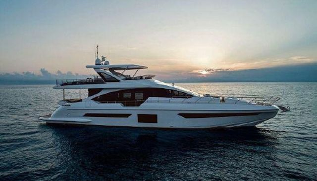 Nomad Charter Yacht