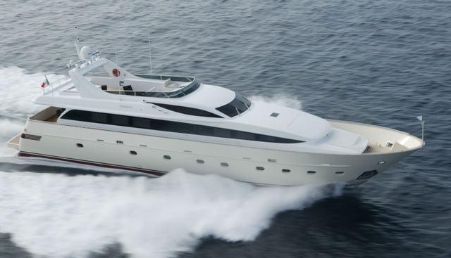 Alila Charter Yacht - 2