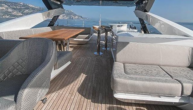 Insomnia Charter Yacht - 2