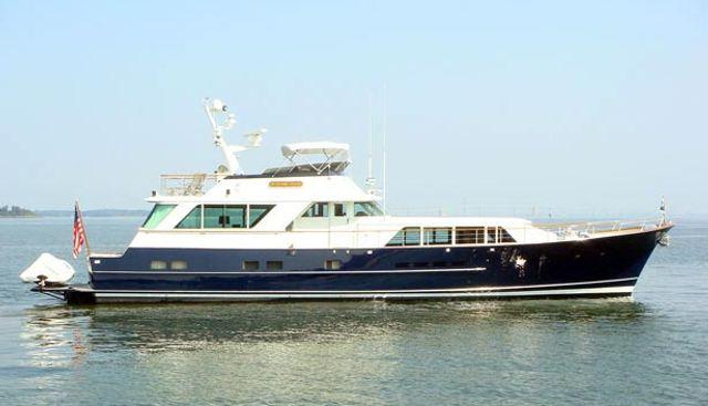 Wolverine Charter Yacht
