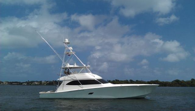 G-Z Girl Charter Yacht