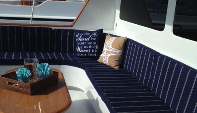 Tortuga Charter Yacht - 3
