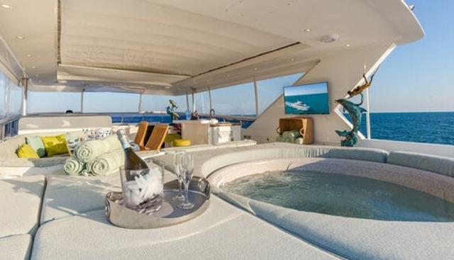 High Rise Charter Yacht - 3