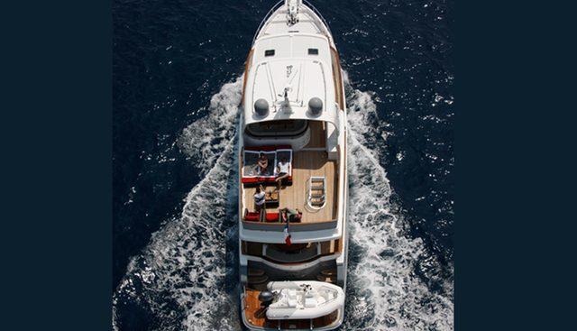 Silver Fox Charter Yacht - 3