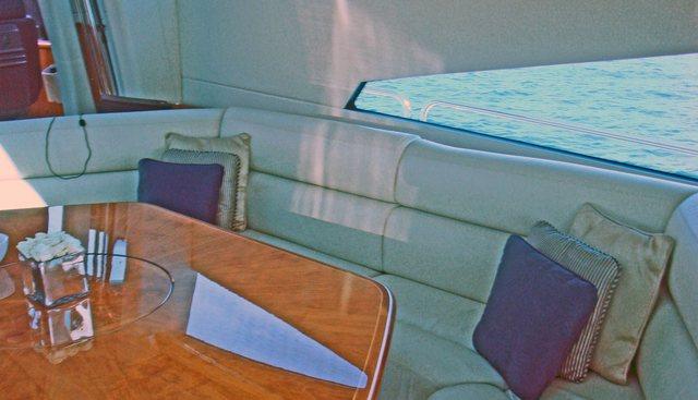 Sirius of Man Charter Yacht - 4