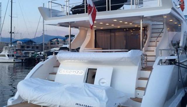Essenza Charter Yacht - 3