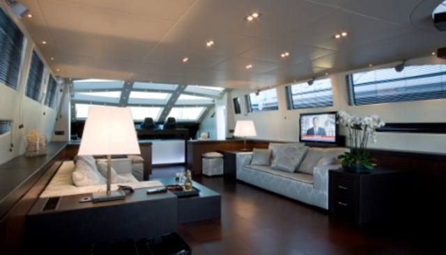 One O One Charter Yacht - 8