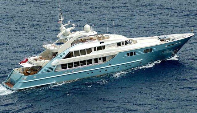 Aquamarina Charter Yacht