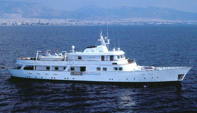 Beluga C Charter Yacht