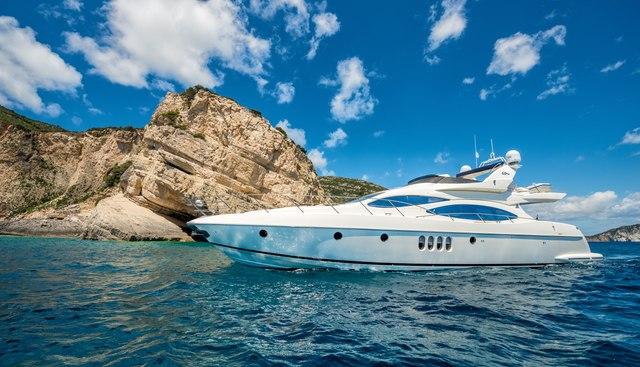 Manu Charter Yacht