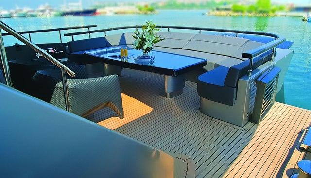 RL Noor Charter Yacht - 3
