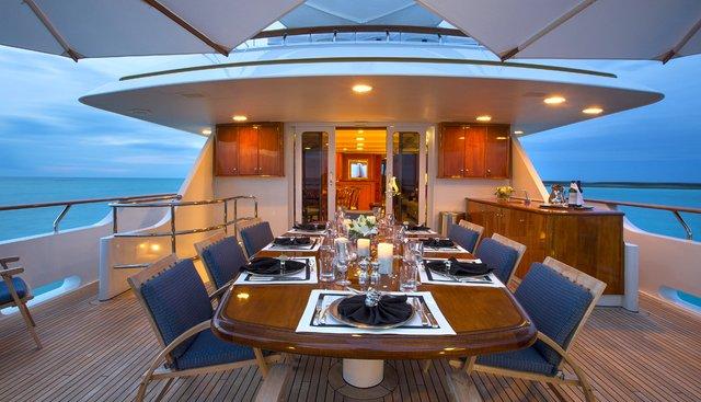 Lady J Charter Yacht - 3