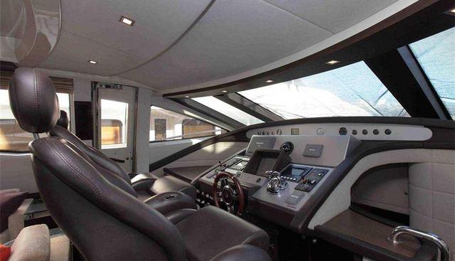 Panthera Charter Yacht - 4