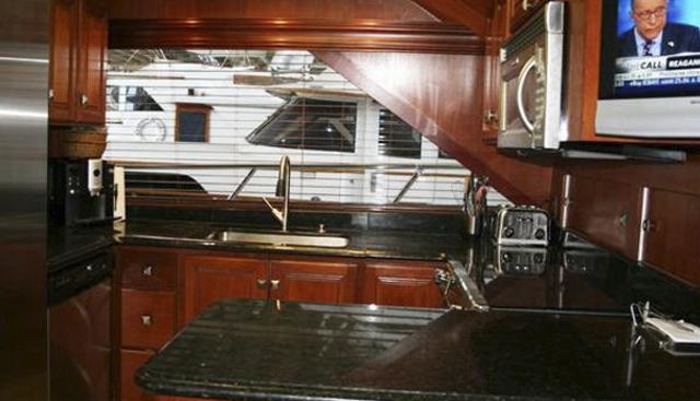 Uptown Charter Yacht - 5