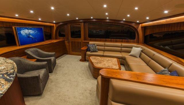 Reel Wheels II Charter Yacht - 3