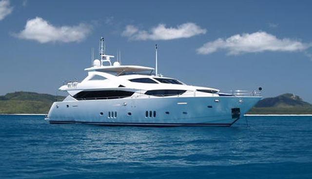 Alexania Charter Yacht
