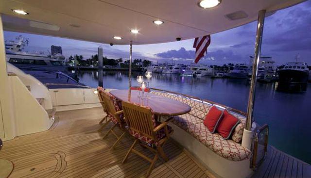 Octane Charter Yacht - 3