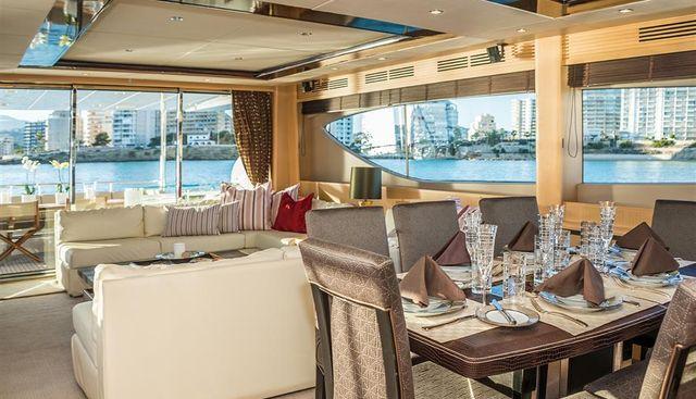 Insieme Charter Yacht - 6