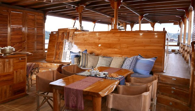 Sequoia Charter Yacht - 3
