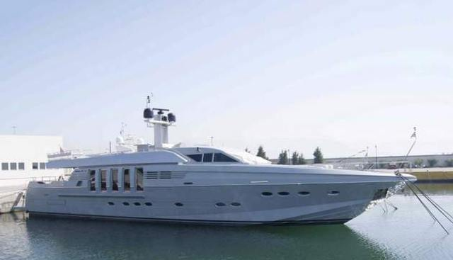 Protect 136 Charter Yacht