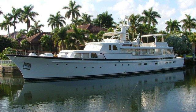 Nereus Charter Yacht