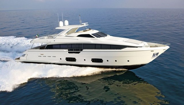 In Too Deep Charter Yacht