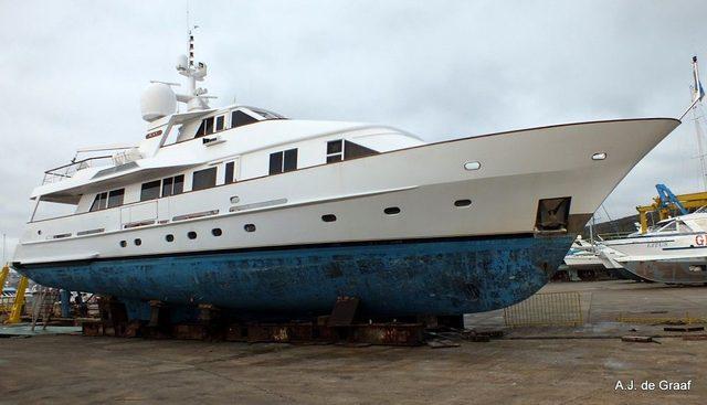 Ras Charter Yacht