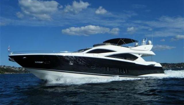 Samara Charter Yacht