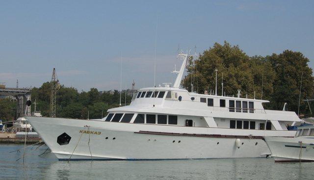 Kavkaz Charter Yacht - 2