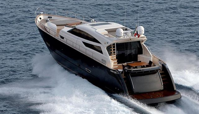 Nea Moni Charter Yacht - 2