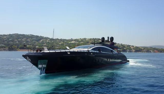 Black Legend Charter Yacht - 3