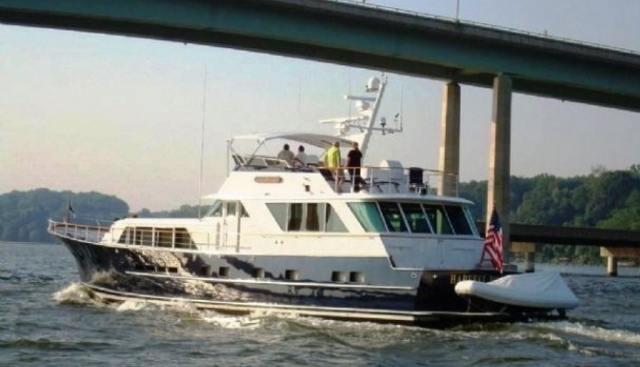 Wolverine Charter Yacht - 4
