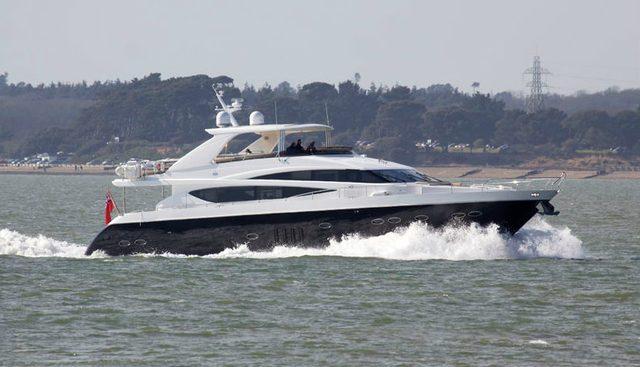 Ecureuil Charter Yacht - 3