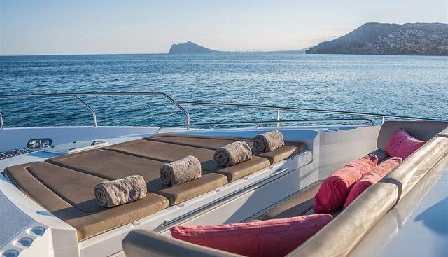 Insieme Charter Yacht - 4