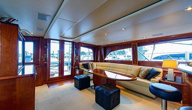 Black Shadow Charter Yacht - 6