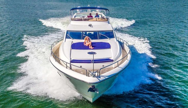 Why Knot Charter Yacht - 2