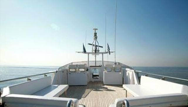 Alaya Charter Yacht - 4