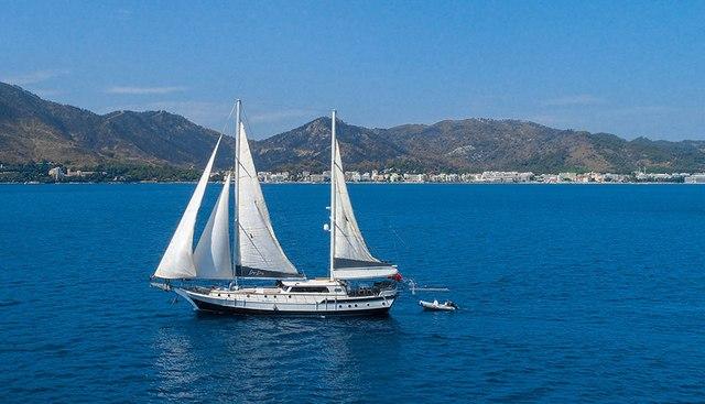 Derya Deniz Charter Yacht