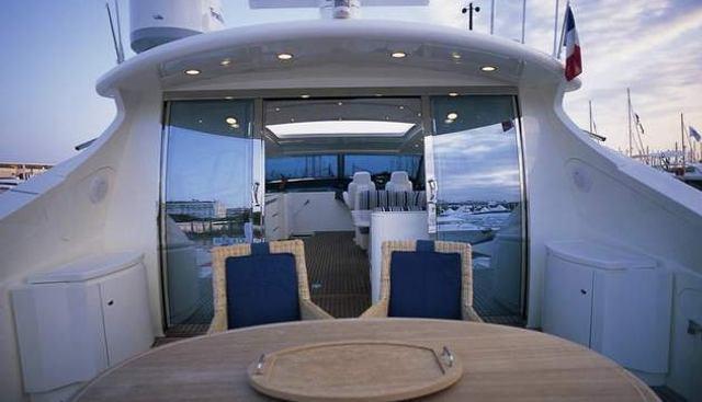 Drago 70 Charter Yacht - 5