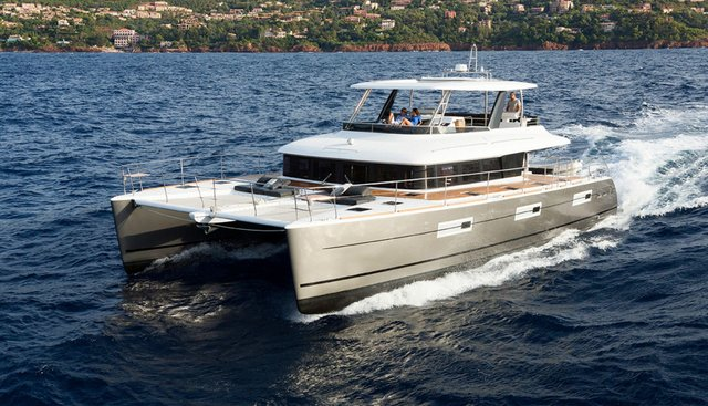 Drago Charter Yacht