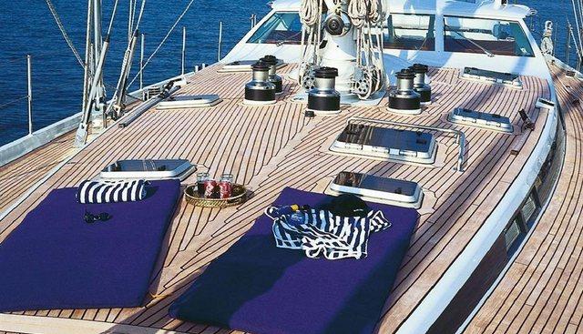 Blue Papillon Charter Yacht - 3