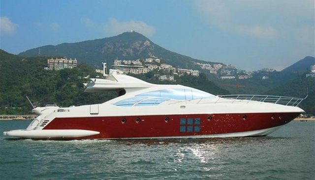 Scarlet Charter Yacht