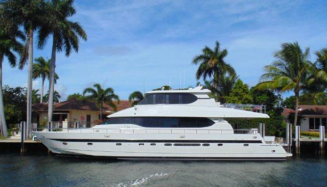 Watch Aft Charter Yacht