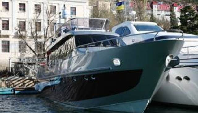 Just She Charter Yacht - 2