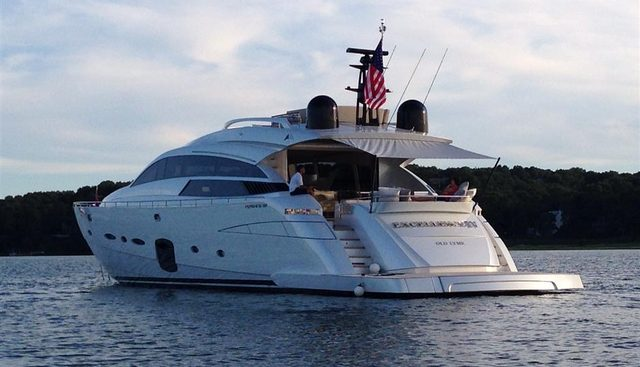 Coal Blooded Charter Yacht - 2
