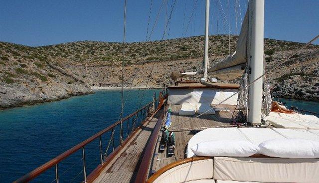 Carpe Diem Charter Yacht - 2