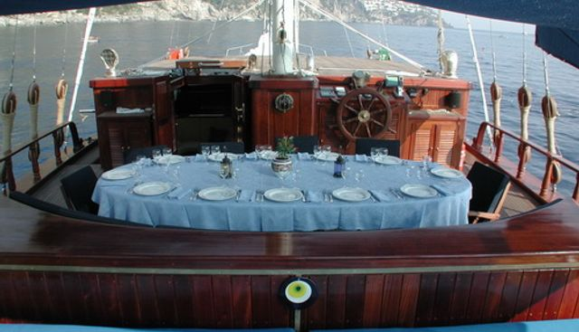 Myra Charter Yacht - 3